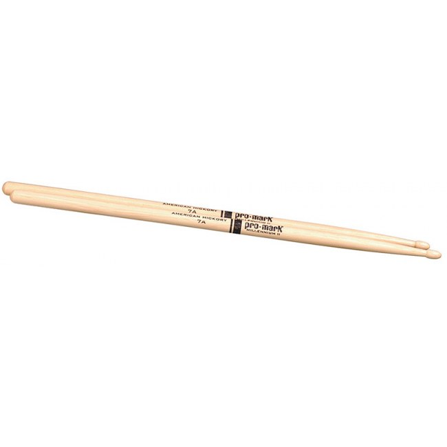 PROMARK TX7AW Wood Tip (Paar) American Hickory Drumsticks