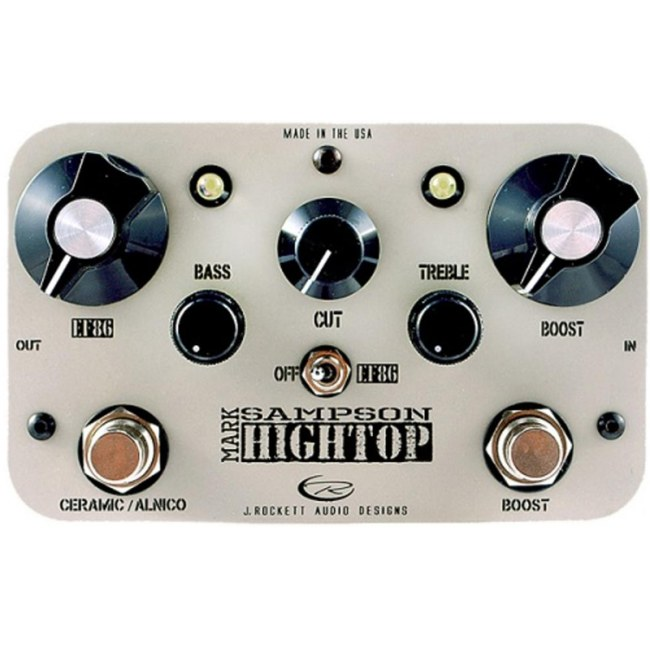 ROCKETT Hightop Booster Effektpedal