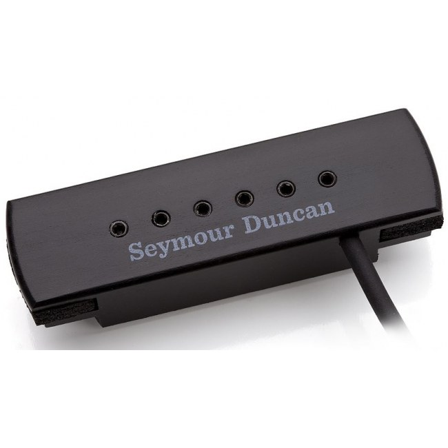 SEYMOUR DUNCAN WOODY XL BLK Woody Single Coil Tonabnehmer (Magnetisch Akustik), black