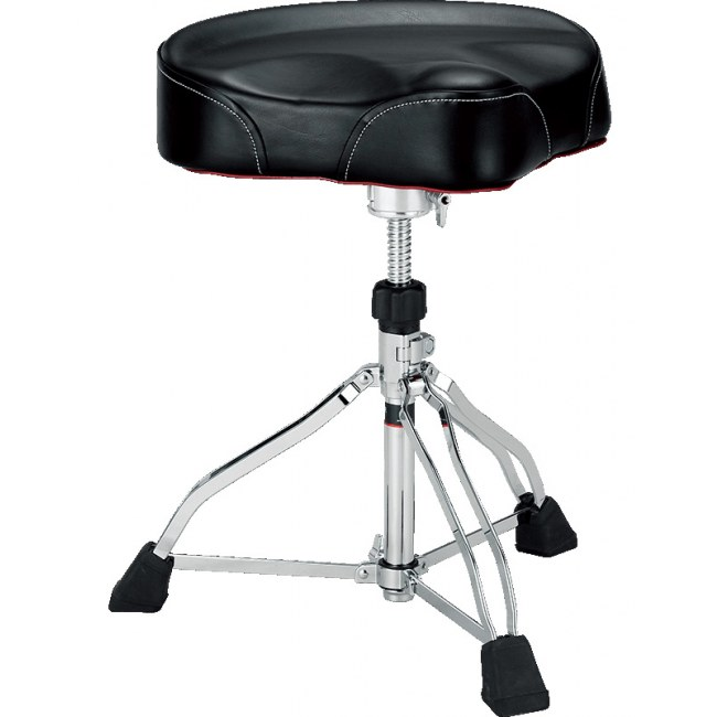 TAMA HT530B 1st Chair Wide-Rider Throne Drumhocker, schwarz