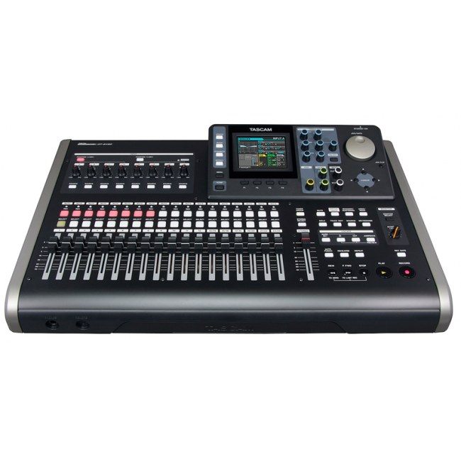 TASCAM DP-24 SD Digital-Portastudio