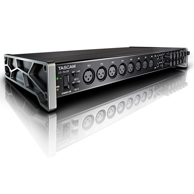 TASCAM US-16x08 USB Audio/MIDI-Interface