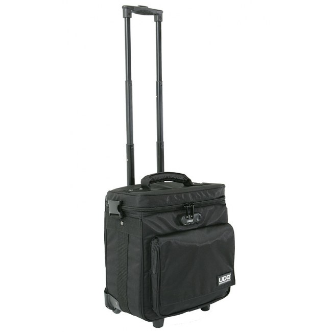 UDG U-9870 BL Trolley To Go 60 LP Plattentrolley, black