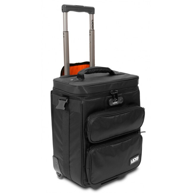 UDG U-9880 BL/OR Digi Trolley To Go Black/Orange Transporttrolley