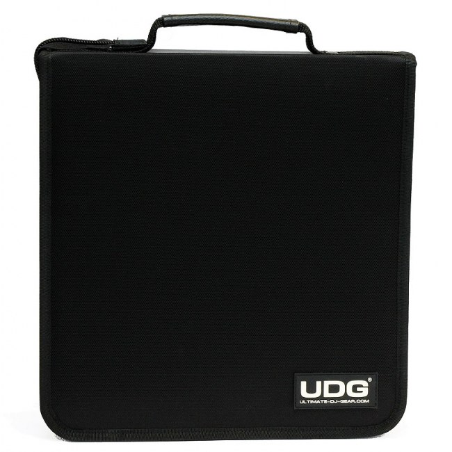 UDG U-9979 BL CD Wallet 128 CD/DVD-Tasche, black