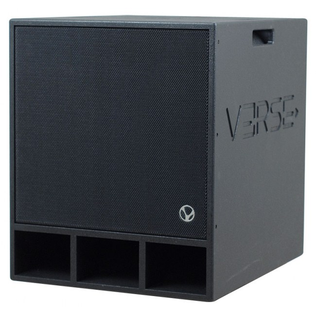 VERSE D:Sub-18 D:Sider aktiv 1560W/18Zoll Hochleistungs PA-Subwoofer