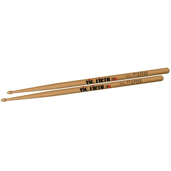 VIC FIRTH Signature Peter Erskine Ride SPE3 (Paar) Wood Tip Drumsticks