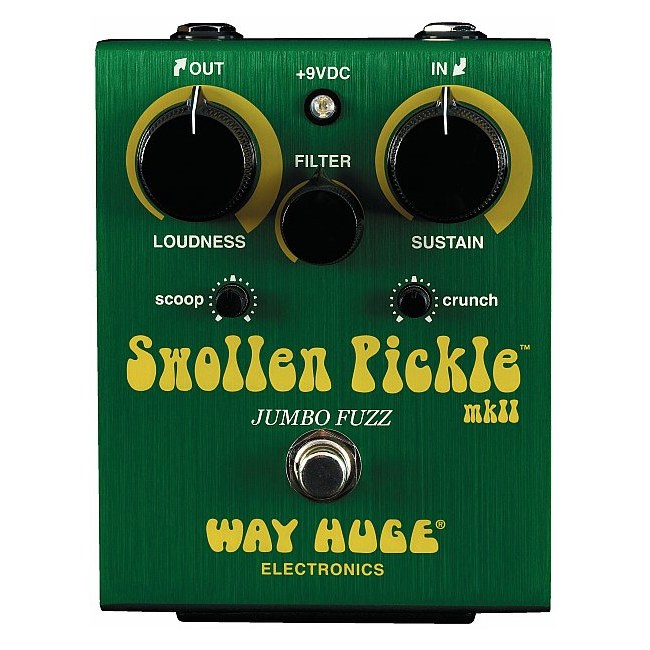 WAY HUGE 401 Swollen Pickle MkII Jumbo Fuzz Effektpedal
