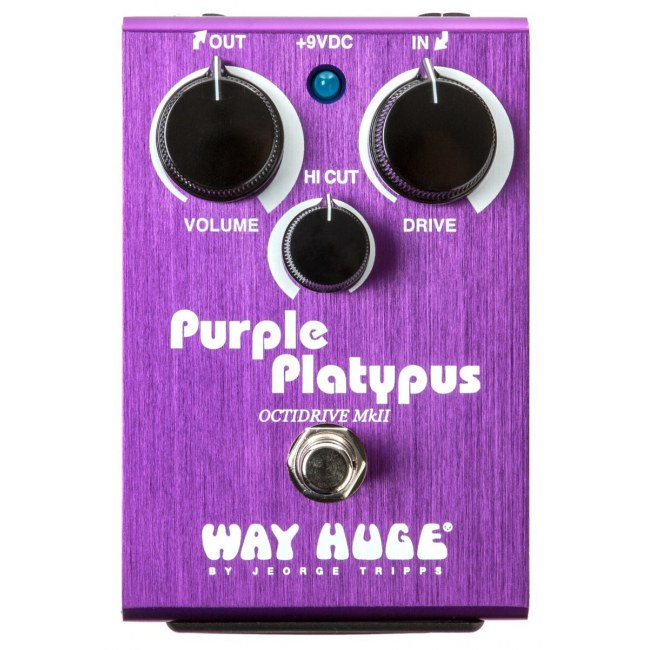 WAY HUGE 800 Purple Platypus Octidrive MkII Effektpedal