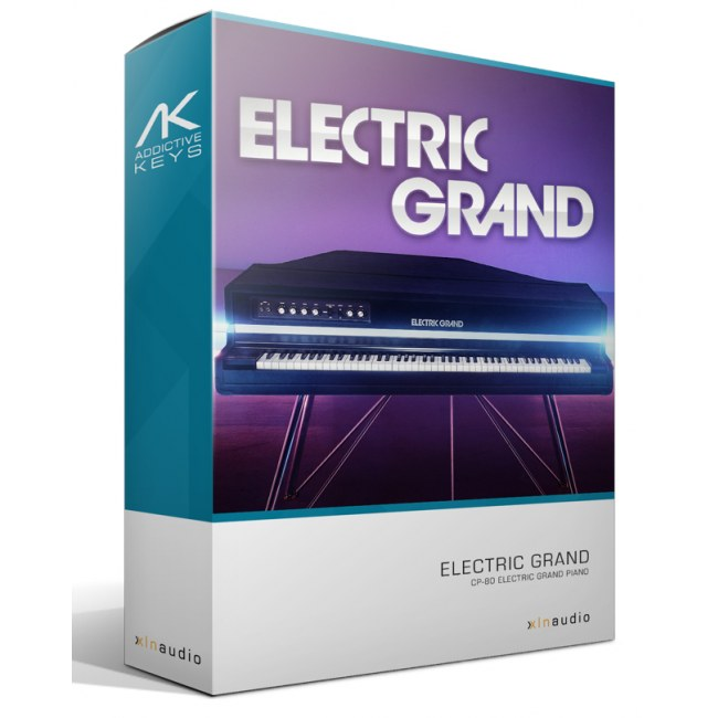 XLN-AUDIO Electric Grand Software-Instrument