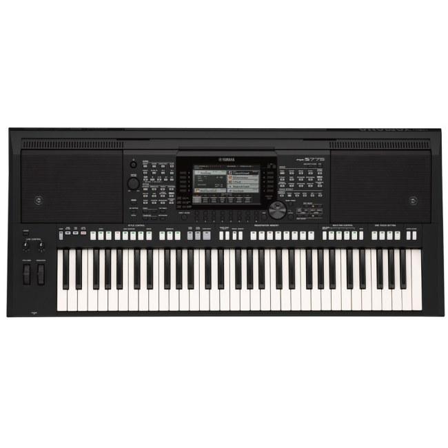 yamaha psr s775 einsteiger keyboard inkl original. Black Bedroom Furniture Sets. Home Design Ideas