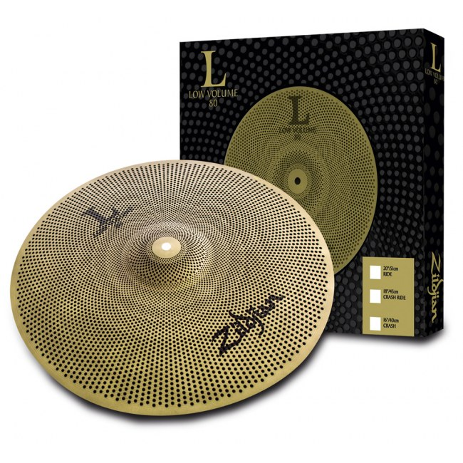 ZILDJIAN L8020R Low Volume Ride Cymbal 20 Zoll Becken