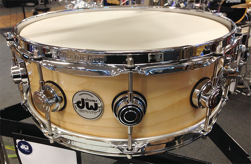 DW Collectors 12x5 Wood Snare Satin Oil Snaredrum (802.032.130 ...