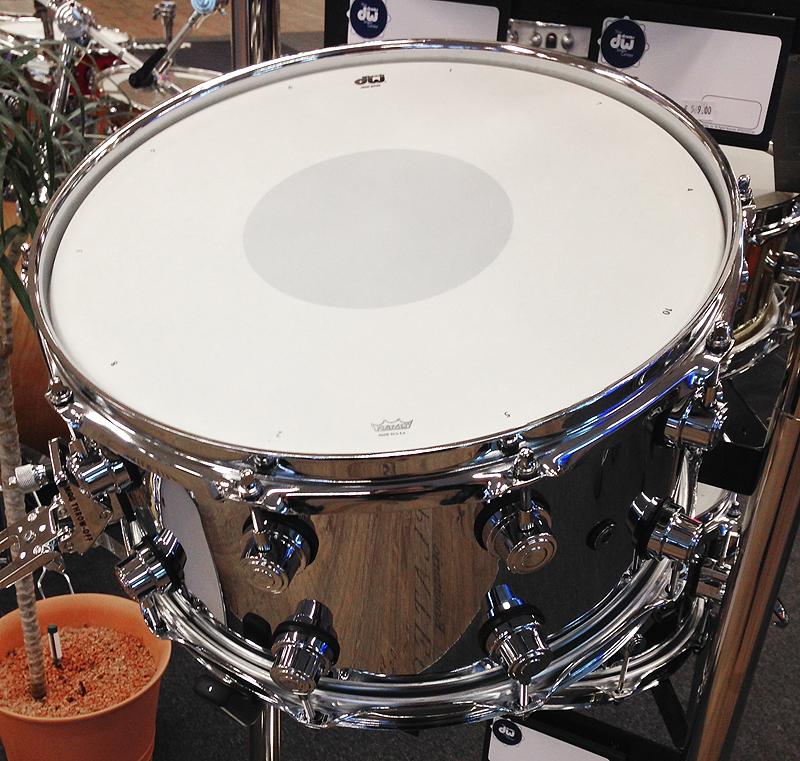 dw performance 14x8 steel snare drpm0814sscs snaredrum schlagzeug. Black Bedroom Furniture Sets. Home Design Ideas