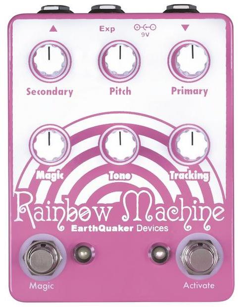 eqd rainbow machine