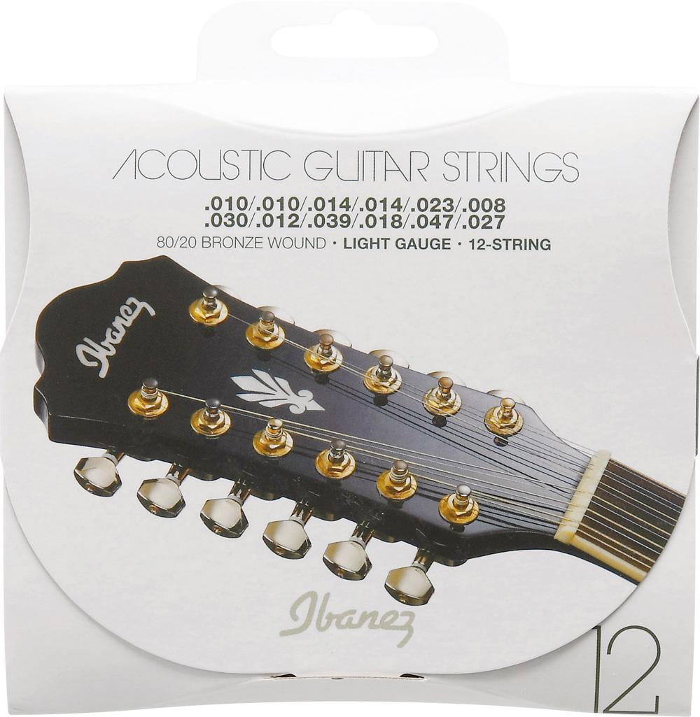 Ernie Ball 2558 Everlast Light Coated 80//20 Bronze Saiten 011-052 Akustikgitarre