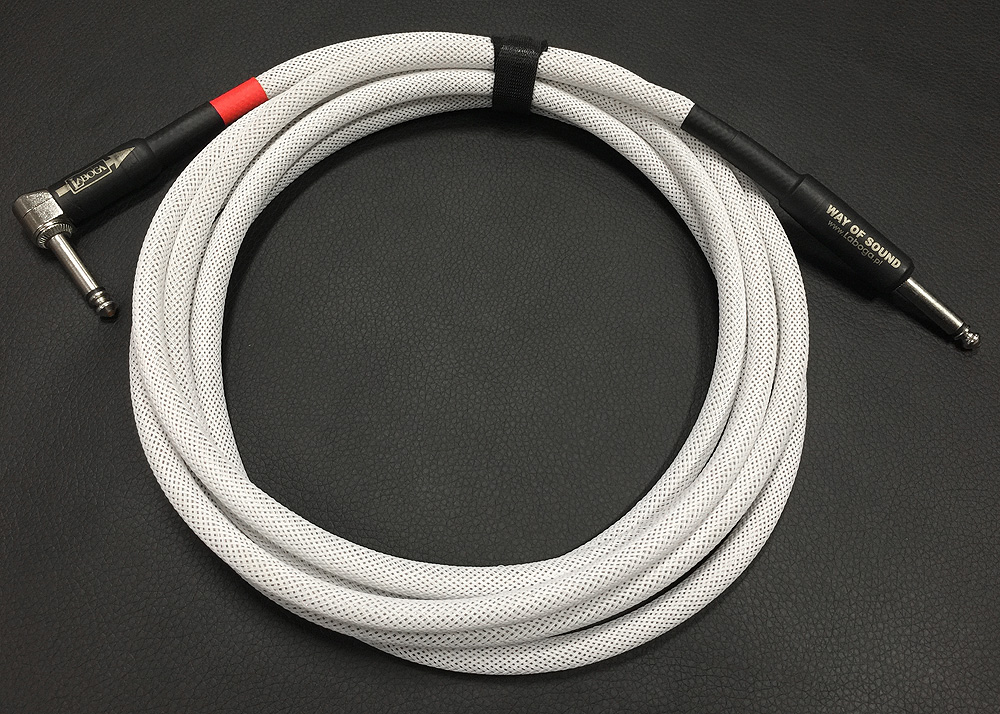 LABOGA Way of Sound Guitar Cable NEON WKl-Kl 6m