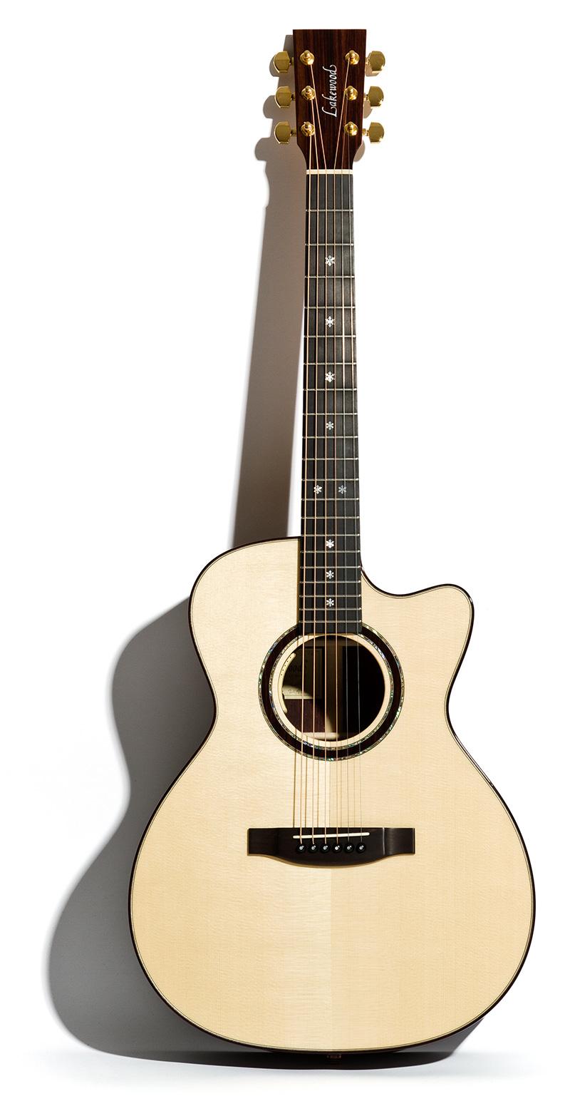 lakewood m 32 cp grand concert deluxe serie elektro akustik gitarre inkl koffer natural. Black Bedroom Furniture Sets. Home Design Ideas