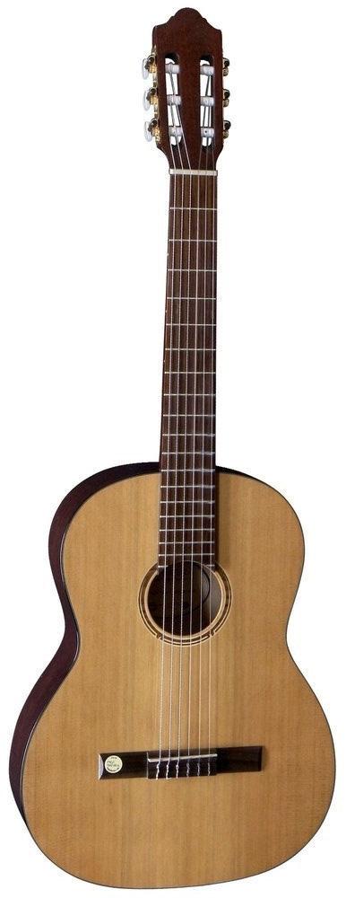 pro natura 500188 bronze siana konzert gitarre 4 4 inkl gigbag natur gitarre bass. Black Bedroom Furniture Sets. Home Design Ideas