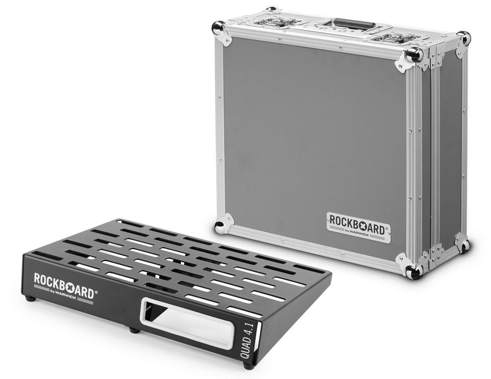 Outdoorküche Holz Quad : Rockboard quad c pedalboard inkl flightcase mm