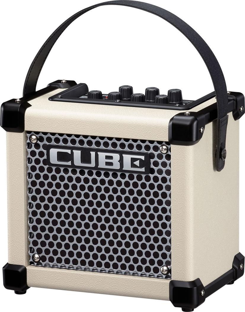 Roland Micro Cube GX Gitarrenverstärker schwarz
