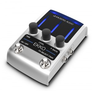 AALBERG AUDIO Ekko EK-1 Digital Delay Effektpedal