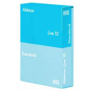 ABLETON Live 10 Standard EDU Sequenzer- und Producer-Software. (Download)