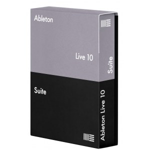 ABLETON Live 10 Suite UPG von Live 10 Standard Sequenzer- und Producer-Software. (Download)