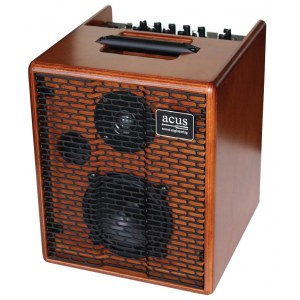 ACUS One-for-Steet Wood Combo 80Watt/6Zoll Batterie-Universalverstärker