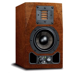 ADAM AUDIO A3X SKIN Copper Foliensticker