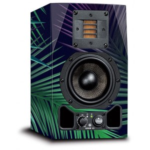 ADAM AUDIO A3X SKIN Leafage Foliensticker
