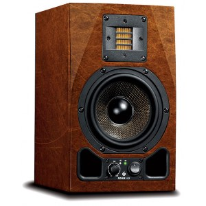 ADAM AUDIO A5X SKIN Copper Foliensticker