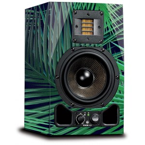 ADAM AUDIO A5X SKIN Leafage Foliensticker