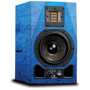 ADAM AUDIO A5X SKIN Ocean Foliensticker
