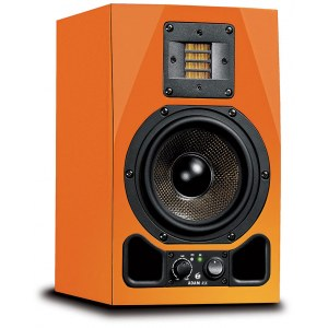 ADAM AUDIO A5X SKIN Sunset Foliensticker