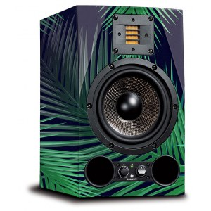 ADAM AUDIO A7X SKIN Leafage Foliensticker