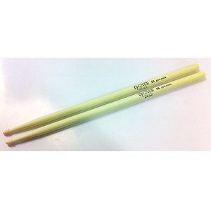 AGNER Glow-Sticks Wood Tip 5A (Paar) Hickory Drumsticks