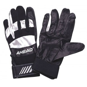 AHEAD Gloves Medium Drummer Gloves (Paar) Drummer Handschuhe, schwarz