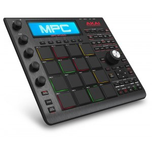 AKAI MPC-Studio Black Limitierte Edition Music Production Controller, schwarz