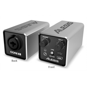ALESIS Core 1 USB Audio-Interface
