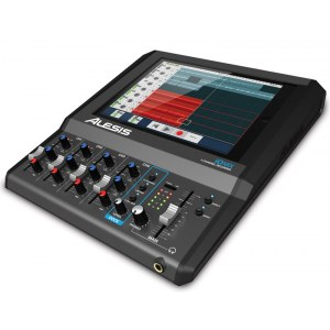 ALESIS IO-Mix Mixer/Recorder für iPad