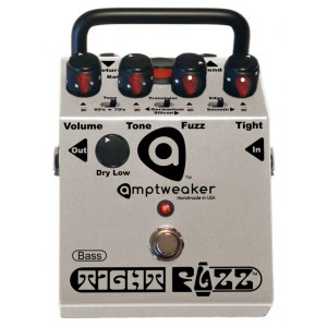 AMPTWEAKER Bass TightFuzz Silicon/Germanium Fuzz Effektpedal