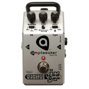 AMPTWEAKER Bass TightFuzz JR Silicon/Germanium Effektpedal