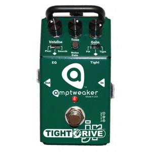 AMPTWEAKER TightDrive JR Mini Overdrive Effektpedal
