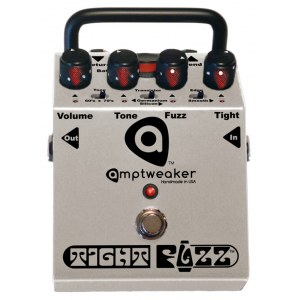 AMPTWEAKER TightFuzz Silicon/Germanium Fuzz Effektpedal