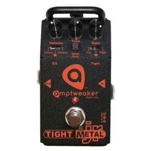 AMPTWEAKER TightMetal JR Mini Metal Distortion Effektpedal