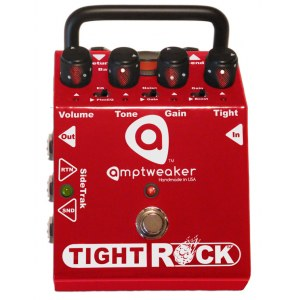 AMPTWEAKER TightRock Distortion Effektpedal