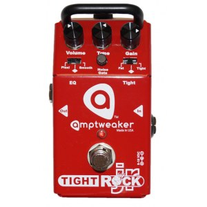 AMPTWEAKER TightRock JR Rock Distortion Effektpedal