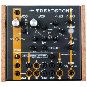 ANALOGUE SOLUTIONS Treadstone Desktop Synthesizer Modul