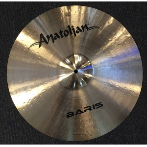 ANATOLIAN BRI-20 RI Ride Cymbal 20 Zoll Baris Becken, brilliant / Demo